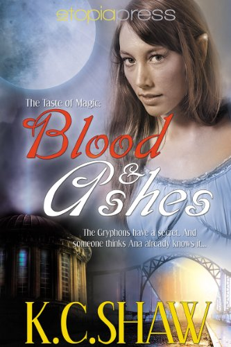 Blood and Ashes cover