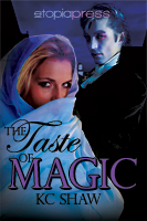 Taste of Magic cover